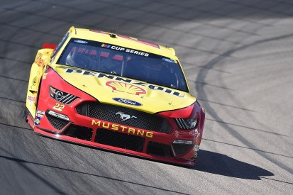 Logano takes Phoenix NASCAR Cup win despite mid-race penalty