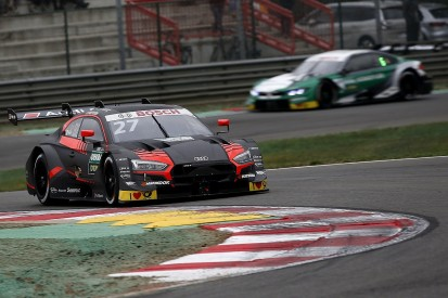 "DTM ""didn't really evolve so much"" in recent years"