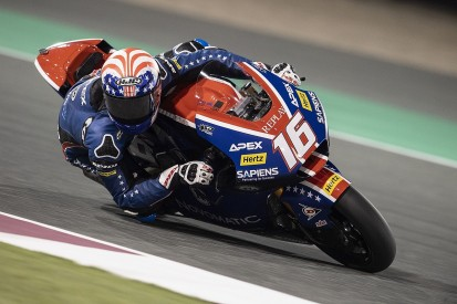 Roberts pips Marini to Qatar Moto2 pole as both set identical times
