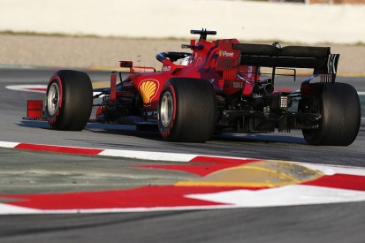 Ferrari hasn't been masking its pace in F1 testing