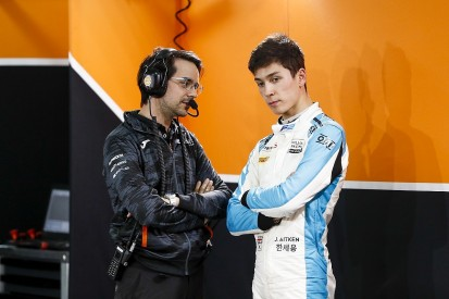 Williams reserve driver Aitken joins Albert Park S5000 field