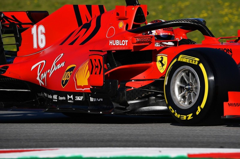 Ferrari could switch focus to '21 F1 car if early races are poor