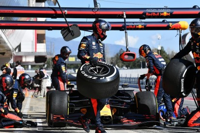 First F1 race tyre selection of the year revealed