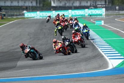 Thailand government postpones MotoGP race over Coronavirus fears