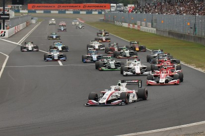 Coronavirus postpones Super Formula season-opener