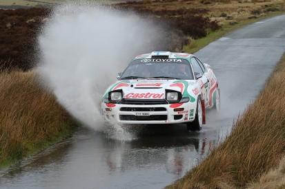 Rally stars gather to celebrate late Colin McRae