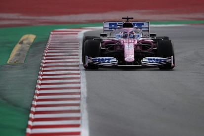 Sainz: Racing Point masking true pace of its 2020 F1 car