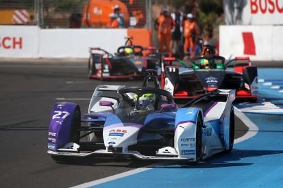 """Innocuous"" crash took Sims out of Marrakech FE race"