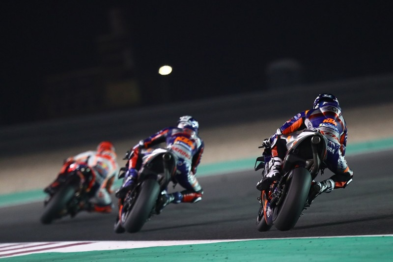 Qatar MotoGP race cancelled due to coronavirus