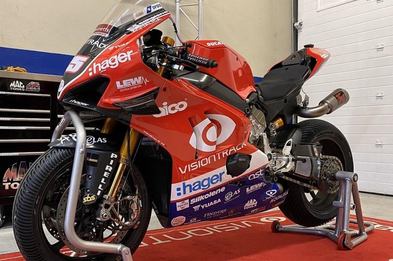 Isle of Man TT ace Michael Dunlop to ride PBM Ducati during 2020