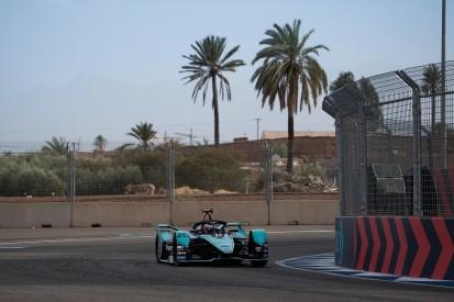Formula E Marrakech: Jaguar driver Evans fastest in second practice