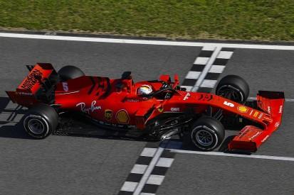 Vettel: Bit draggy Ferrari F1 car slower than we want on straights