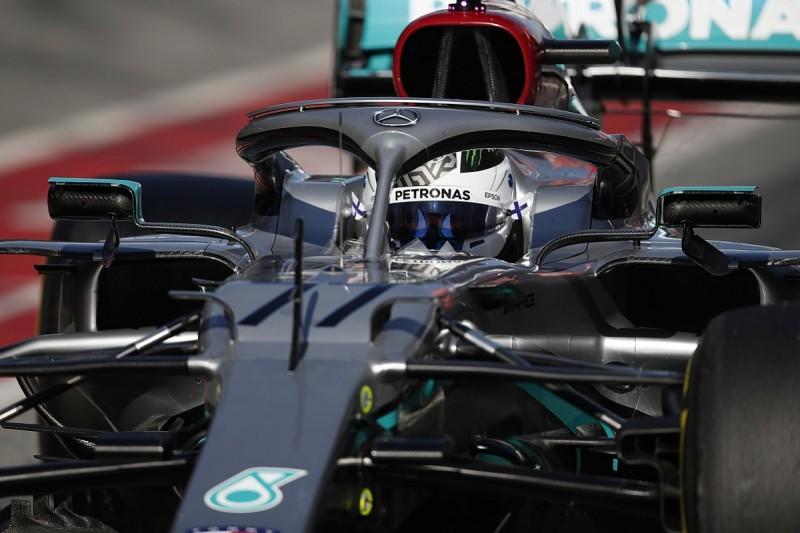 Bottas: Top F1 teams play weird games during pre-season testing