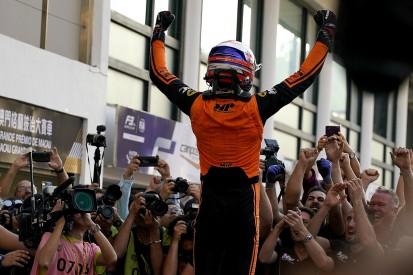 Macau GP winner Richard Verschoor keeps MP Motorsport FIA F3 seat