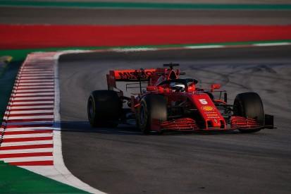 Barcelona F1 testing: Engine issue for Mercedes, Vettel time unbeaten