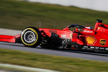 Ferrari previously considered Mercedes-style dual-axis F1 steering
