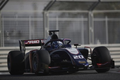 Williams tester Roy Nissany completes F2 grid at Trident