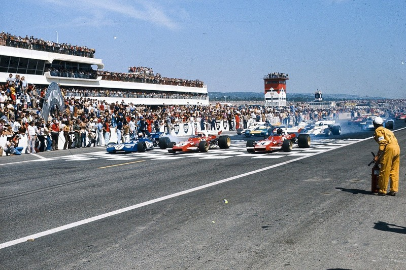 Top F1 French Grand Prix moments at Paul Ricard