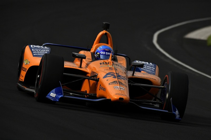 F1 champion Alonso to contest Indy 500 with McLaren's IndyCar team