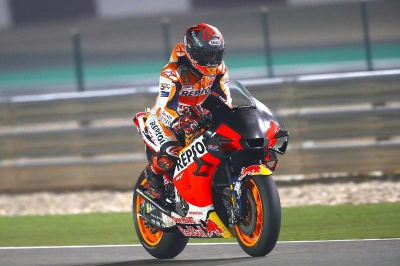 Marquez: Honda made 2020 MotoGP bike breakthrough on last Qatar day