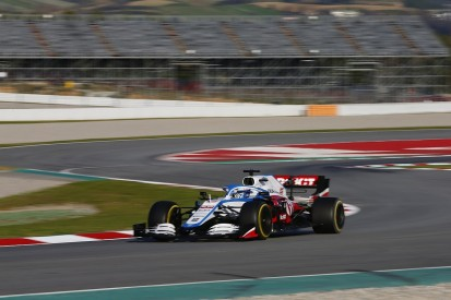 Latifi: Not all problems of 2019 F1 car solved with 2020 Williams