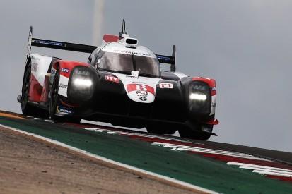 Toyota believed Austin win was still possible despite handicap