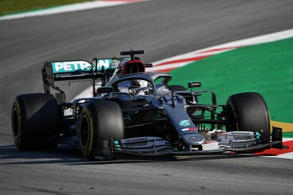 "Mercedes explains ""aggressive"" development philosophy with W11 F1 car"
