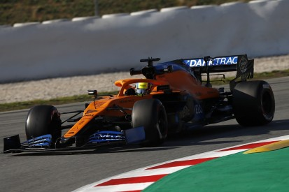 McLaren's start to F1 testing 'the best for many years', says Seidl