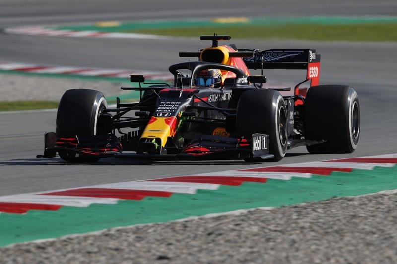 Red Bull's innovative multi-link 2020 F1 front suspension design