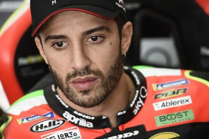 Aprilia's suspended MotoGP rider Iannone unlikely to race in Qatar