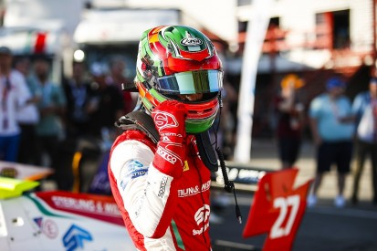 Daruvala becomes Red Bull F1 junior, joins Carlin for '20 F2 season