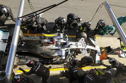 Dual-axis steering like Mercedes F1 system won't be allowed in 2021