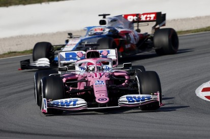 F1 testing: Racing Point fastest, intrigue over Mercedes steering