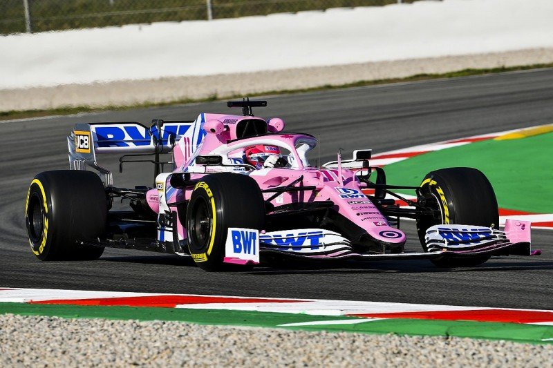 Racing Point explains 'risky' attempt to replicate 2019 F1 Mercedes