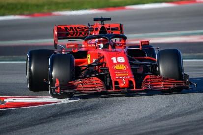 Leclerc says 2020 Ferrari F1 car offers greater set-up flexibility