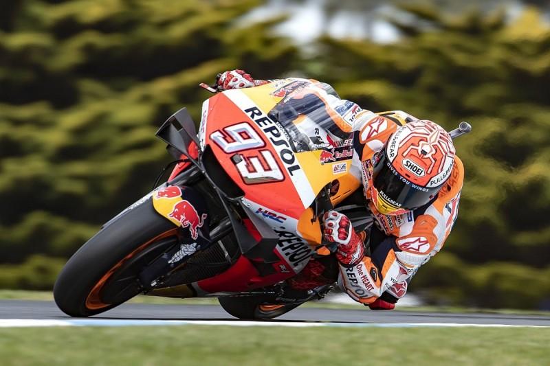 MotoGP champion Marc Marquez re-signs with Honda until 2024