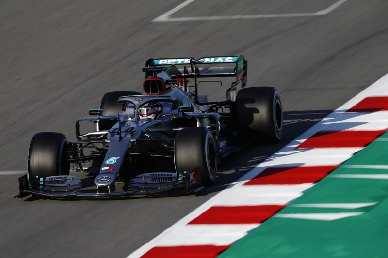 Mercedes adopts customisable 'steering mode' for 2020 F1 car