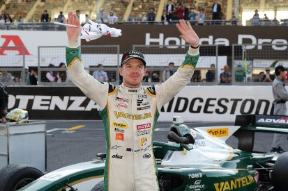 Super Formula champion Nick Cassidy gets first FE test with Virgin
