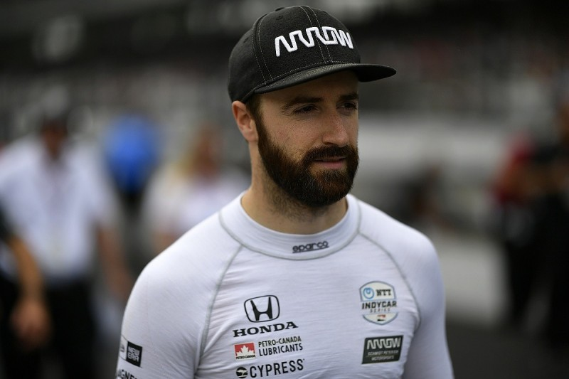 James Hinchcliffe rejoins Andretti Autosport for Indianapolis 500
