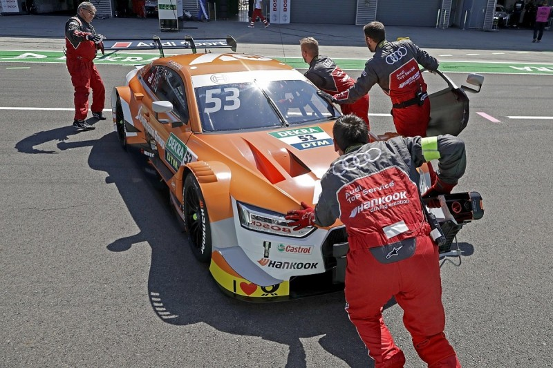 Internal Audi restructuring poses questions about post-2020 DTM future