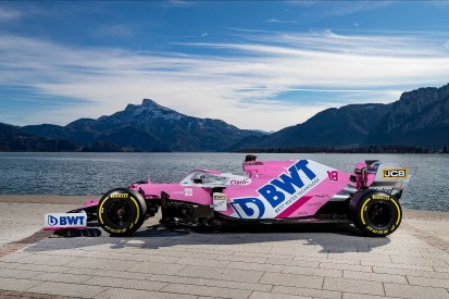 Racing Point reveals 2020 F1 livery and new title sponsor
