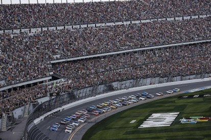 Daytona 500 NASCAR Cup season opener suspended until Monday by rain