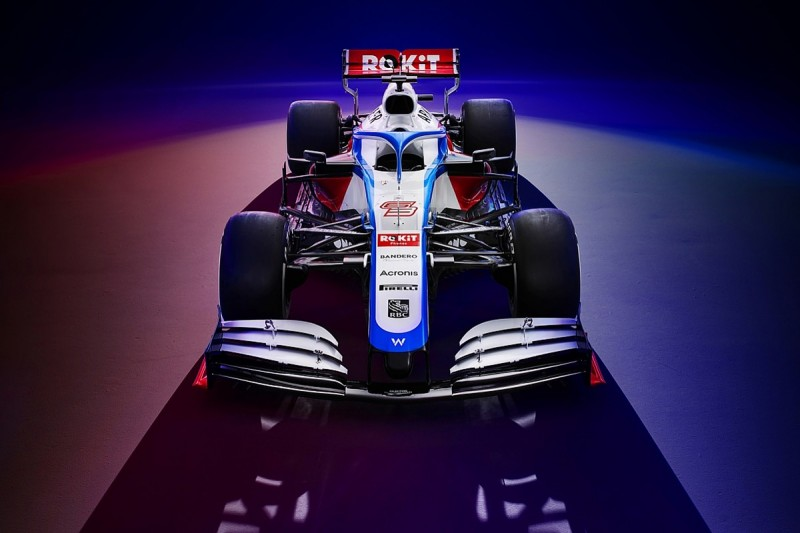 Williams unveils 2020 FW43 F1 challenger in revised livery