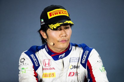 Matsushita stays in F2 after securing MP Motorsport seat for 2020