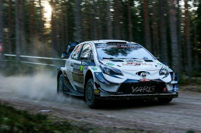 Rally Sweden WRC: Latvala elects not to restart after electrical issue
