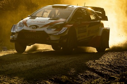 Sweden WRC: Evans closing on victory as first Sunday stage cancelled