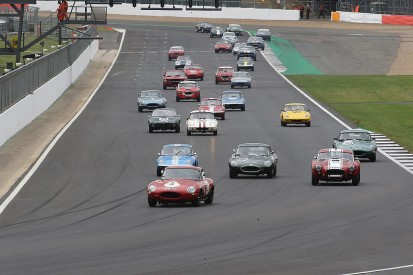 Masters Historics Racing ready to ban pro drivers