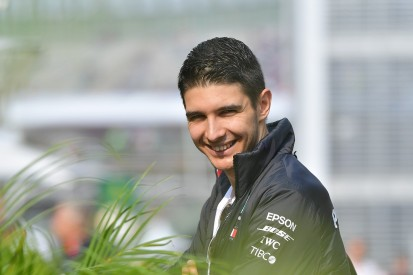 """Ocon was """"destroyed"""" after year with Mercedes as F1 reserve driver"""