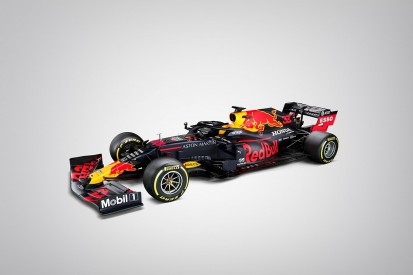 Red Bull reveals its RB16 for 2020 F1 season ahead of shakedown run