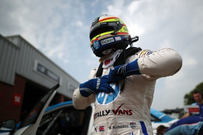 Ex-F1 driver Blundell takes management role in renamed BTCC squad